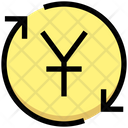 Yuan Processing Payment Process Payment Cycle Icon