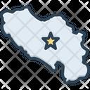 Yugoslavia Icon