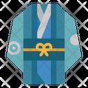 Yukata Karate Cultures Icon