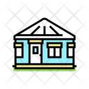 Yurt House Color Icon