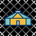 Yurt Icon