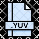 Yuv File File Extension Icon
