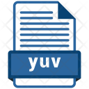 Yuv File Formats Icon
