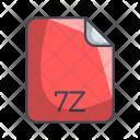 Z Archive File Icon