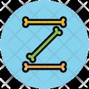 Z Type Bones Icon