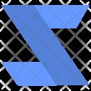 Z Design Letter Icon