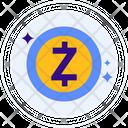 Z Cash Icon