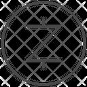 Zcash Zcoin Zec Icon