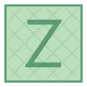 Z coordinate Icon