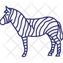 Horse Mammal Nature Icon