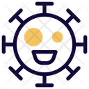 Zany Coronavirus Emoji Coronavirus Icon