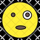 Zany Emoji Emoticon Smiley Icon