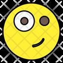 Zany Emoji Emotion Emoticon Icon