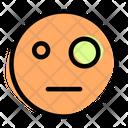 Zany Face Icon