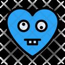 Zanyface Heart Feeling Icon