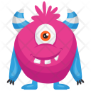 Zazzle Pink Haunted Icon