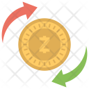 Zcash Mining Investment Icon