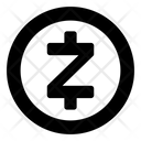 Zec Zcash Crypto Icon