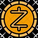 Zcash Coin Cash Icon