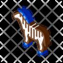 Zebra Animal Wild Icon