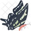 Swallowtail Wildlife Hexapod Icon