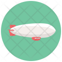 Blip Zeppelin Icon