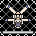 Zero Gravity Icon
