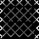Zig Zag Arrow Icon