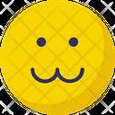 Zig Zag Lip Emoticon Sad Emoticons Icon
