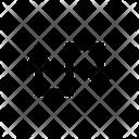 Zigzag Pattern Design Icon