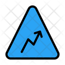 Arrow Traffic Chevron Icon