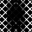 Fogging Man Mask Icon