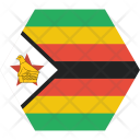 Zimbabwe Rhodesia National Icon
