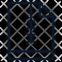 File Zip Compress Icon