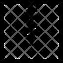 Zip Archive Files Icon