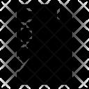 Zip Document Compressed Icon