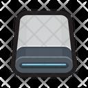 Zip Drive External Disk Icon
