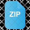 Zip Windows File Icon