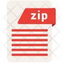 Zip Format Formats Icon
