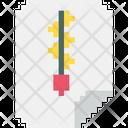 File Document Zip Icon