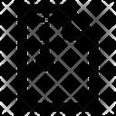 Compressed File Archive Zip File Icon