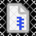File Archive Zip Icon