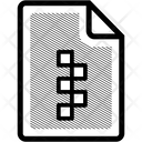 Ziprar Extension File Icon