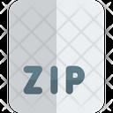 Zip File File Zip Icon