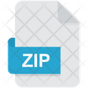 Zip Archive Compressed Icon