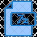 Zip File Zip File Format Icon