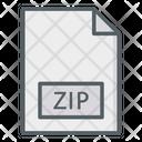 Winzip Storage Interface Icon