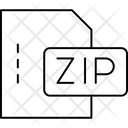 Archive Compress Compressed Icon