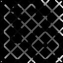 File Zip Menu Icon
