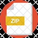 Winzip Zip File Icon
